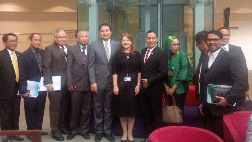 FITRA: Biaya Kunker Komisi III ke Inggris Rp 3,3 Miliar