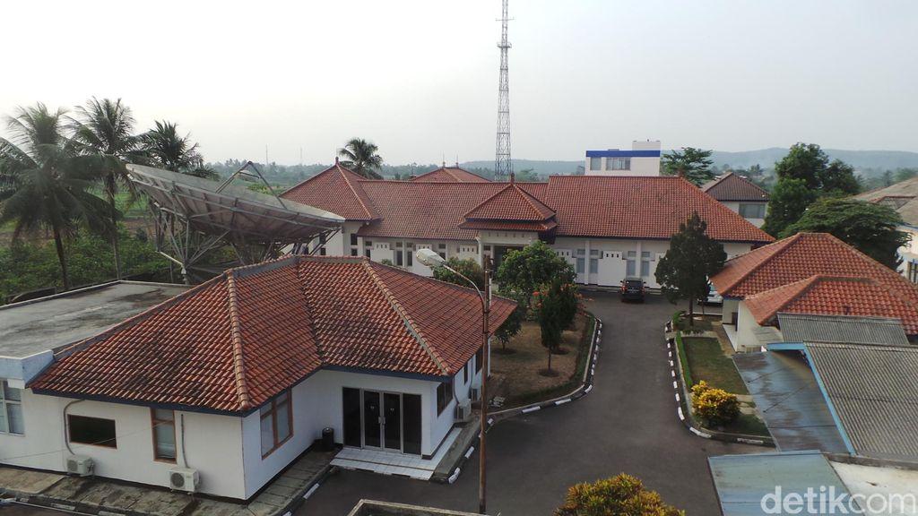 Menatap Masa Depan Satelit Indonesia dari Kantor di 'Cekungan' Bogor