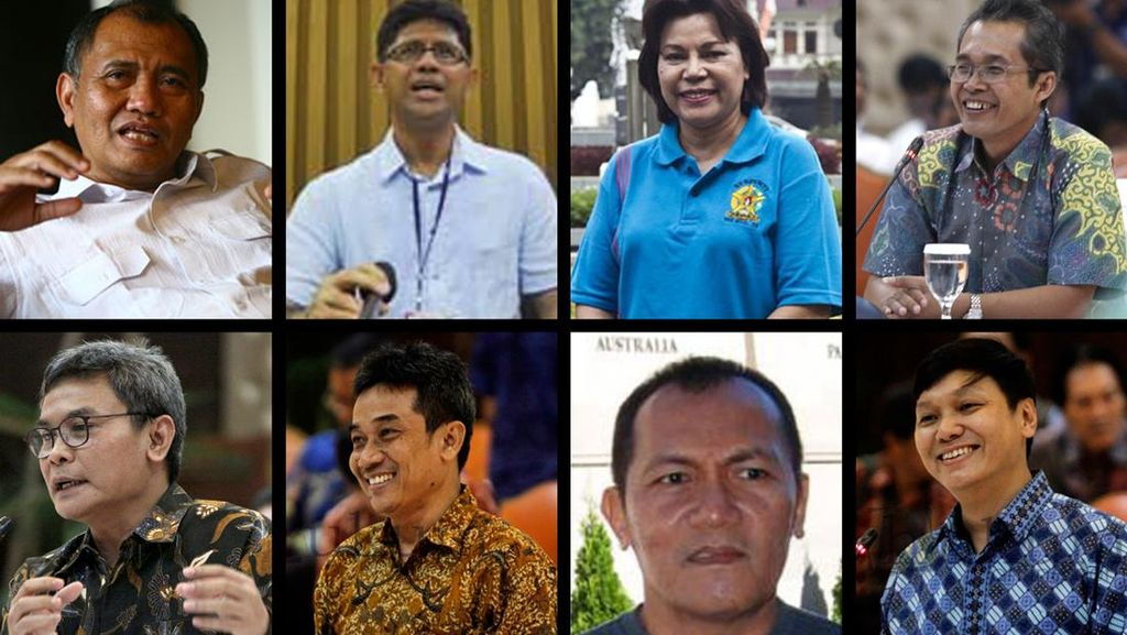 Nasib Uji Capim KPK di Tangan Komisi III DPR Masih Belum Jelas