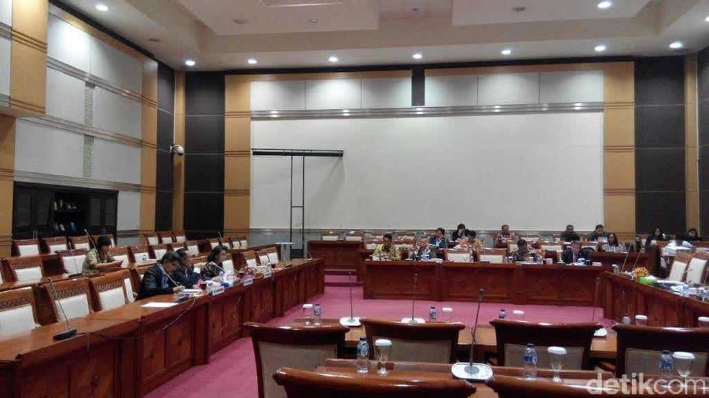 Komisi III Minta Masukan 'Doktor Santet' Soal RUU KUHP