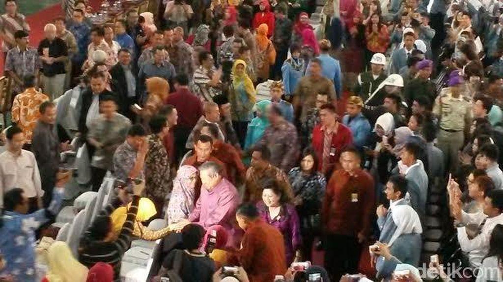 SBY: Kalau Tidak Bisa Jadi Peace Maker, Diam Saja, Cicing!