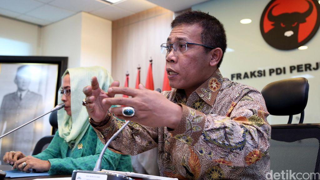 PDIP: Penundaan Keputusan Capim KPK Kesepakatan Seluruh Fraksi