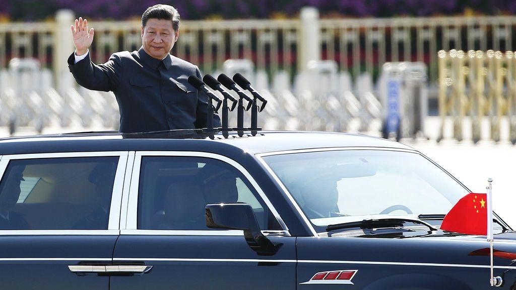 Militer China Dirampingkan, 300 Ribu Tentara Dirumahkan
