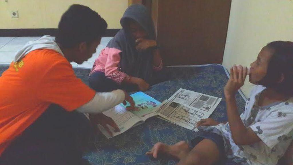 Bukan di Film, Kisah Anak Dipaksa Ngamen Cari Uang untuk Ibu Tiri Ada di Pasuruan