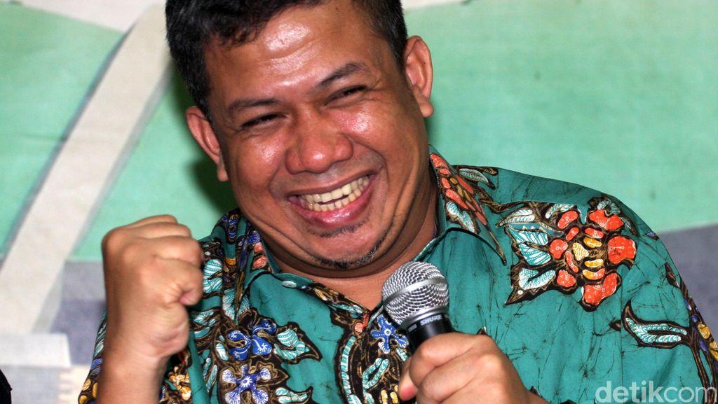 Meski Dilarang Presiden PKS, Fahri Hamzah Tetap Komentar Bela Novanto