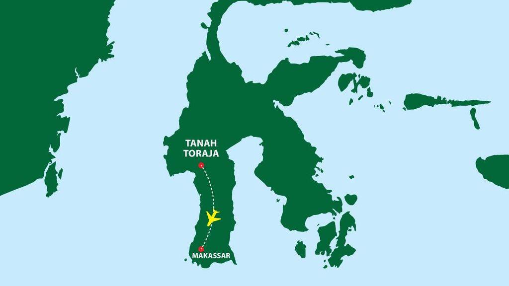 Menhub: Dugaan Sementara Pesawat Aviastar Masamba-Makassar Potong Rute