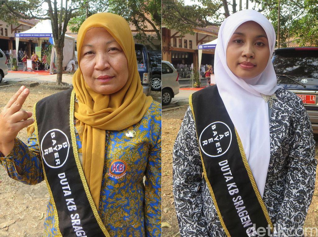 Cerita Para Duta KB di Sragen, Soal Nikah Dini Hingga Kontrasepsi