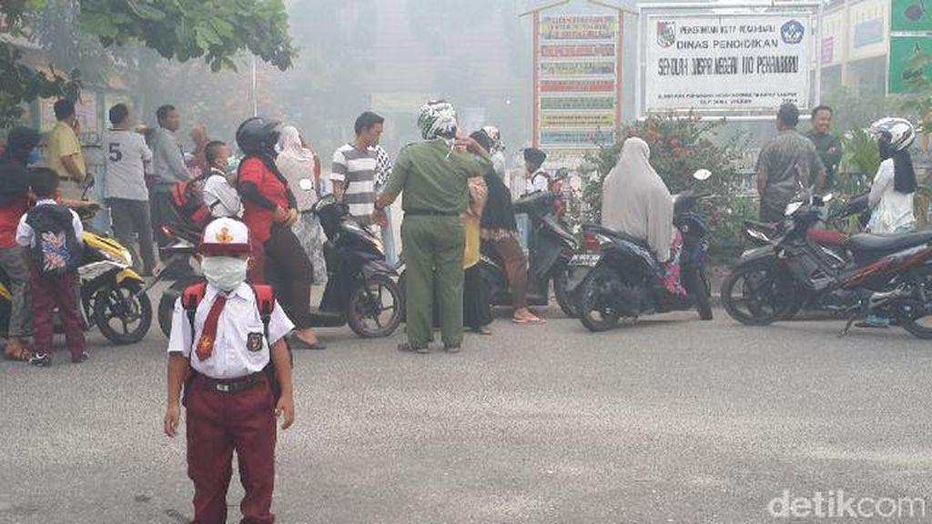 Seram! 30 Juta Warga Indonesia Terpapar Asap dan Terancam Kesehatannya