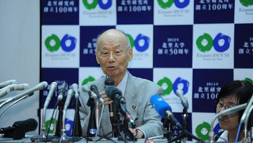 Satoshi Omura, Kecintaannya pada Mikroorganisme Diganjar Nobel Kesehatan
