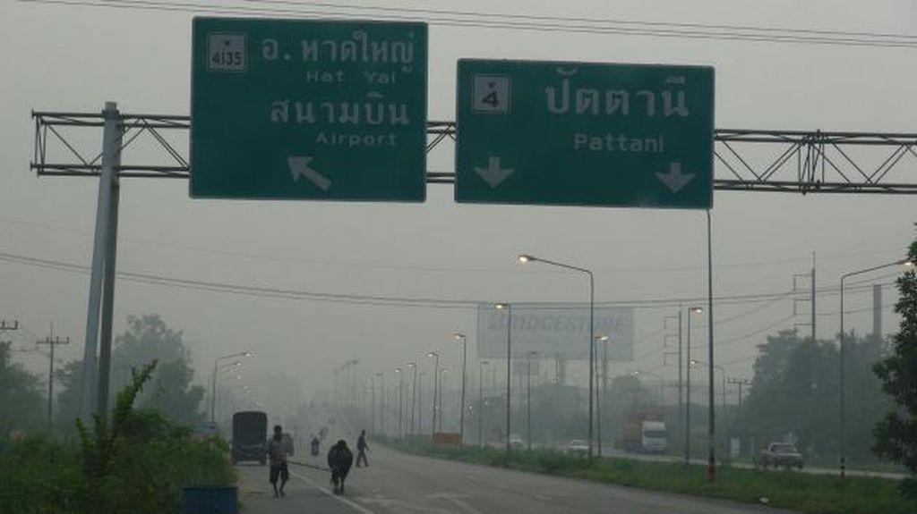 Ikut Dilanda Kabut Asap, Thailand Koordinasi dengan Indonesia