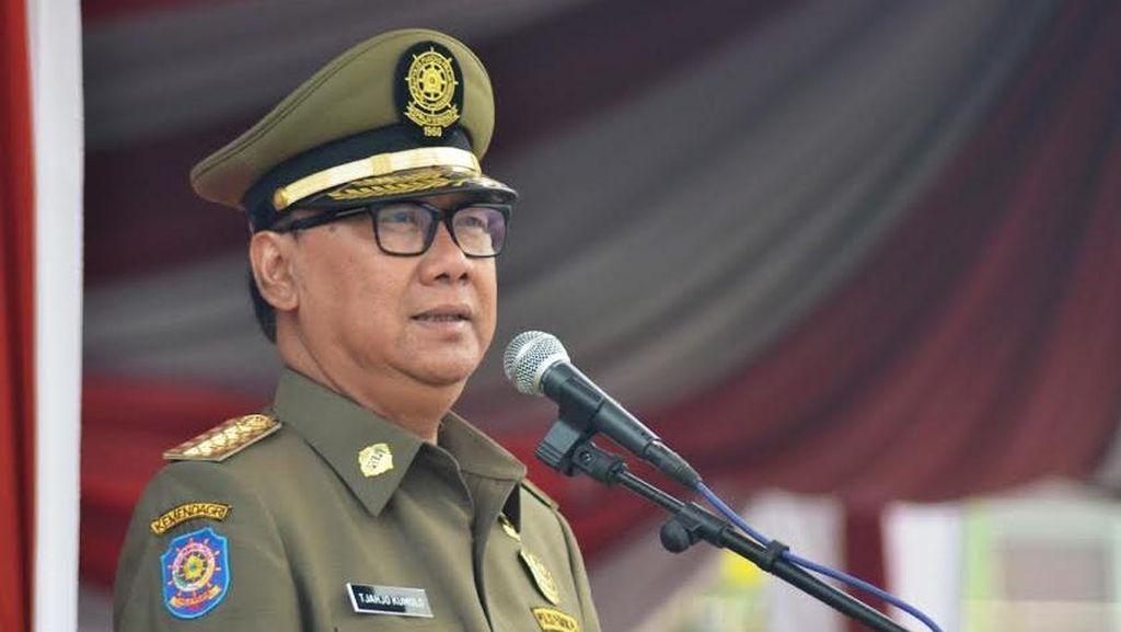 Mendagri Minta Kepala Daerah Siagakan Puskesmas 24 Jam Tangani Korban Asap
