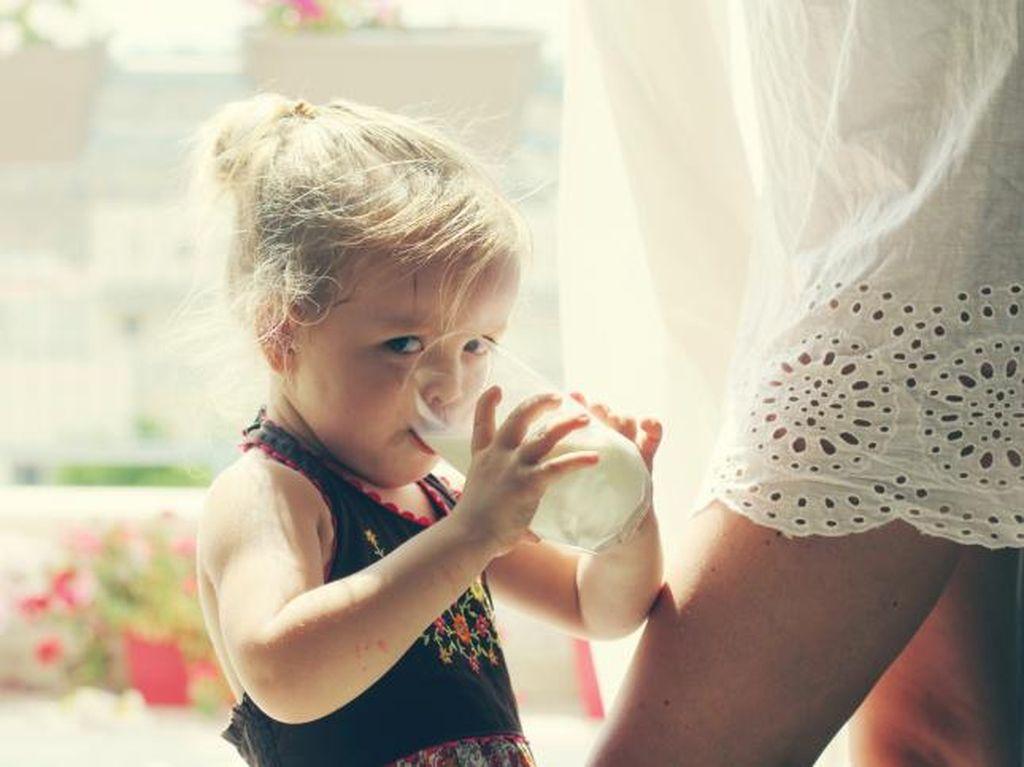 Anak Alergi Susu Sapi, Asupan Ini Bisa Jadi Pengganti