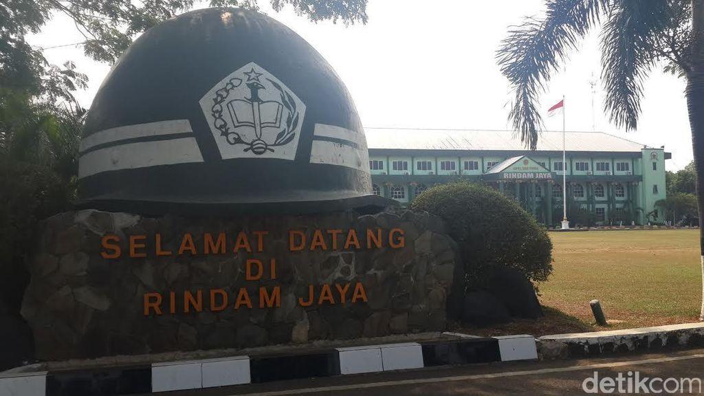 Ini Penampakan Rindam Jaya, Lokasi Pendidikan Bela Negara di Jakarta