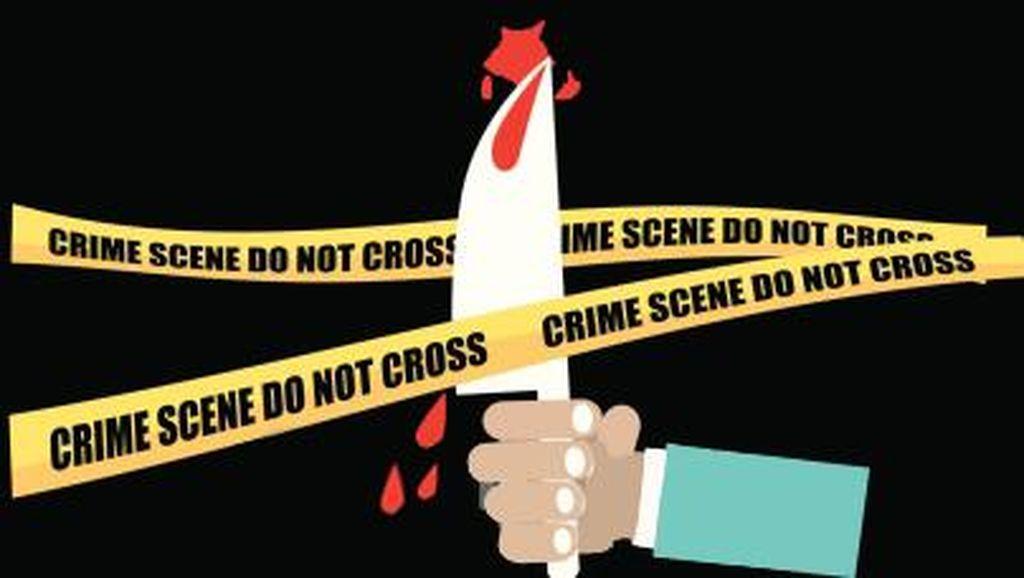 Gadis Kecil Usia 7 Tahun Ditusuk Seorang Pria Hingga Tewas di Bogor