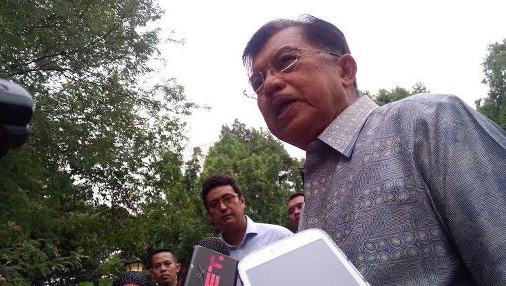 JK Setuju Revisi UU KPK: Korupsi dan Ketakutan Lebih Berbahaya Ketakutan!