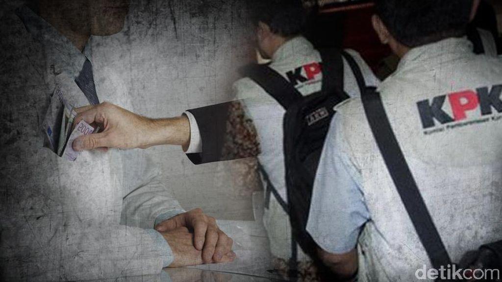 Anggota DPRD yang Ditangkap KPK Berasal dari Banten