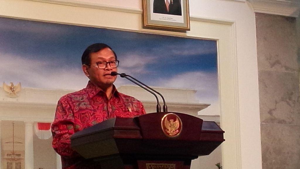 Seskab: Helikopter VVIP Bukan Hanya Dipakai Presiden Nantinya