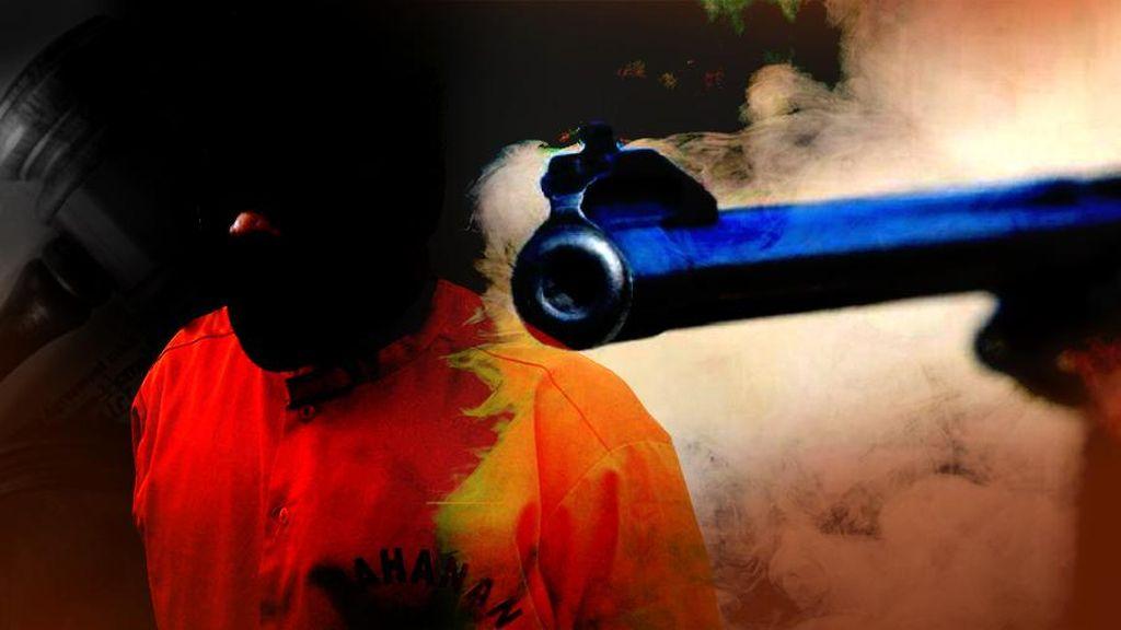 Seorang Anggota TNI Tewas Ditembak OTK di Poso