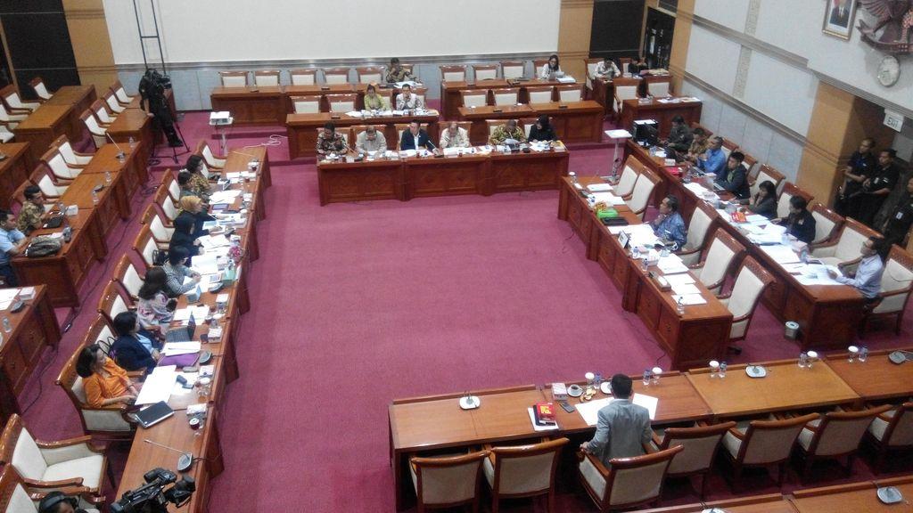 Pansel Tak Langgar UU, DPR Tak Punya Alasan Tunda Pilih Pimpinan KPK