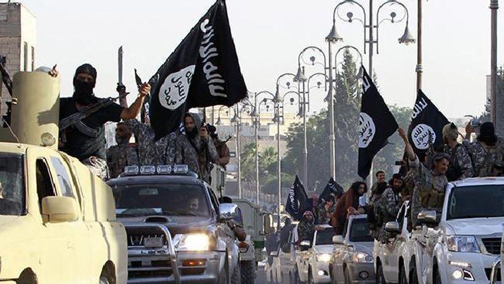 ISIS Bersiap Lancarkan Serangan Kimia terhadap Amerika