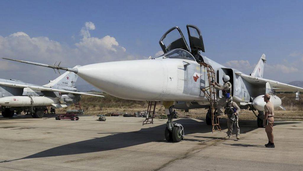Pesawatnya Ditembak Jatuh, Rusia Kirim Nota Protes ke Turki