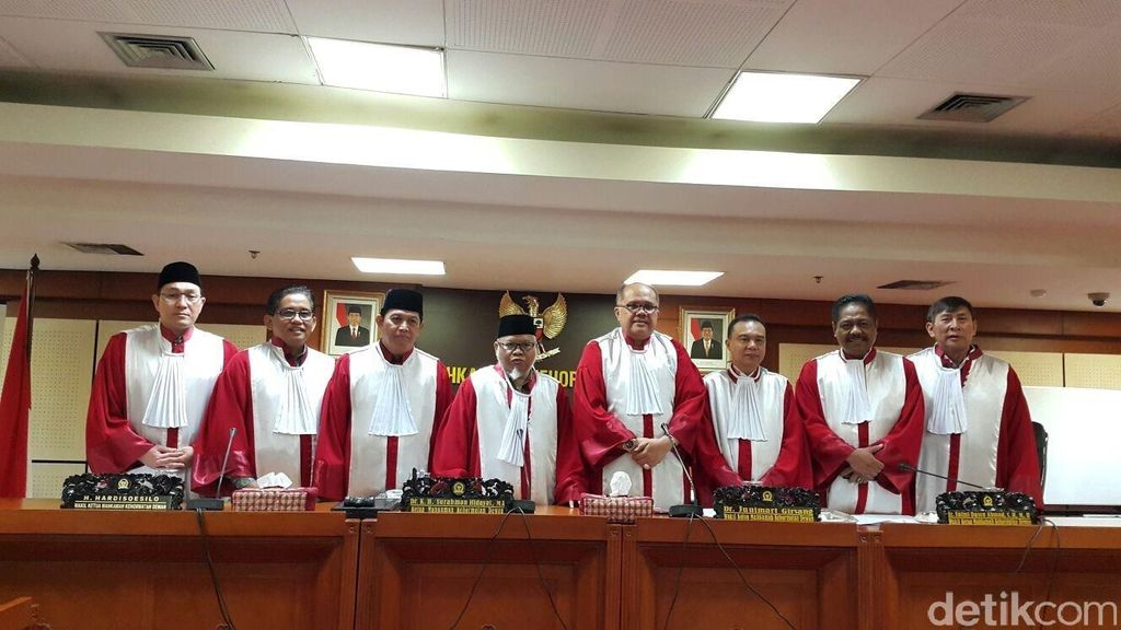 Voting Selesai, MKD Putuskan Lanjutkan Persidangan Kasus Novanto