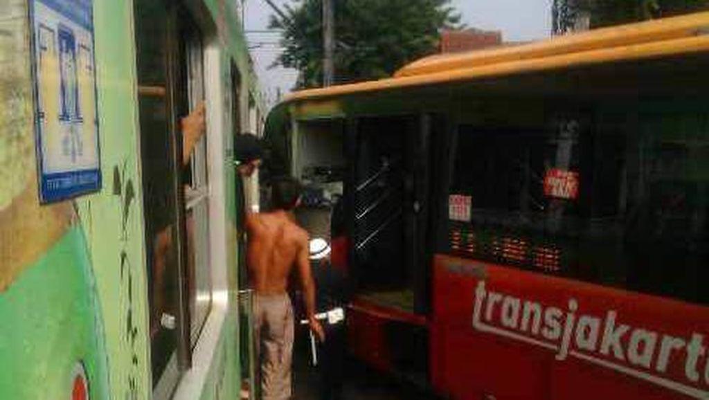 Dirut TransJ: Sopir Bus Bahayakan Keselamatan, Kami Tindak Tegas!