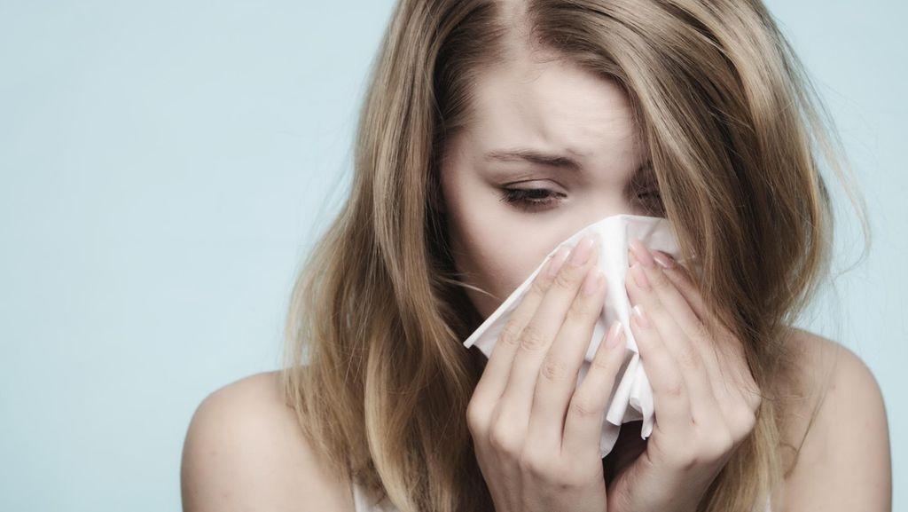 Sering Bersin Karena Alergi? Ini 6 Cara Mengatasinya