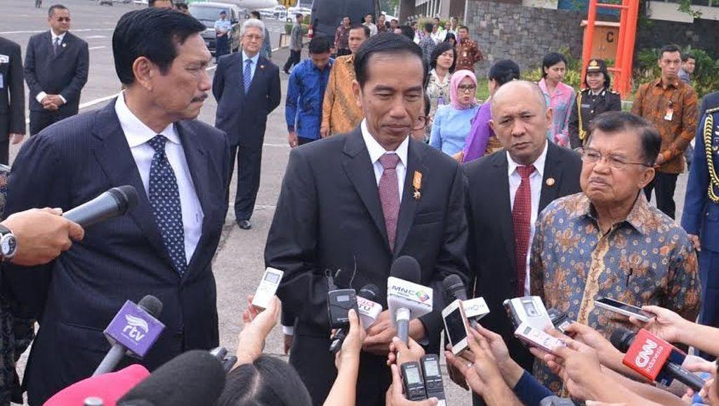 Jokowi Akan Bertemu Bill Gates Bahas Energi Terbarukan
