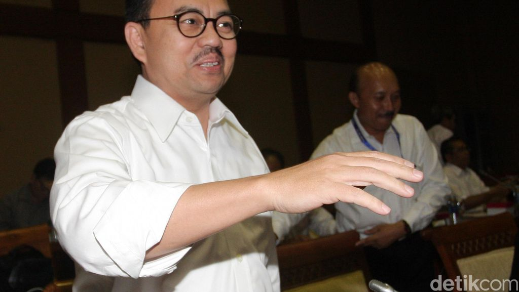 Ini Alasan Sudirman Laporkan Novanto ke MKD DPR: Saya Ingin Bersihkan Pemburu Rente