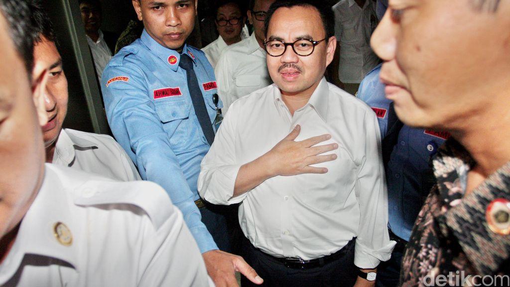 Siap Hadapi Sidang MKD, Sudirman Said: Akan Sangat Baik Jika Sidang Terbuka