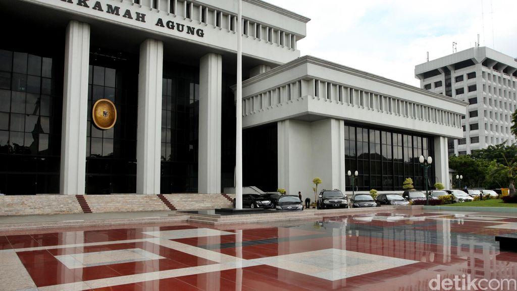 Pejabat MA Ditangkap KPK, Pimpinan Belum Tentukan Nasib Andri