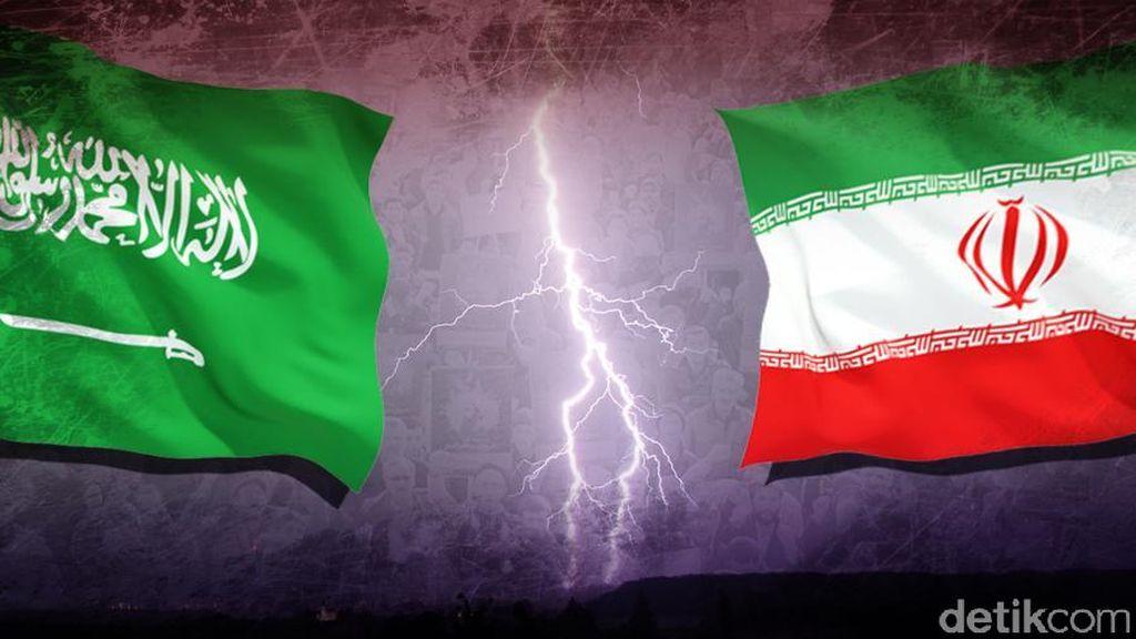 Iran Punya Pesan Untuk Arab Saudi: 'Kita Perlu Bekerja Sama'
