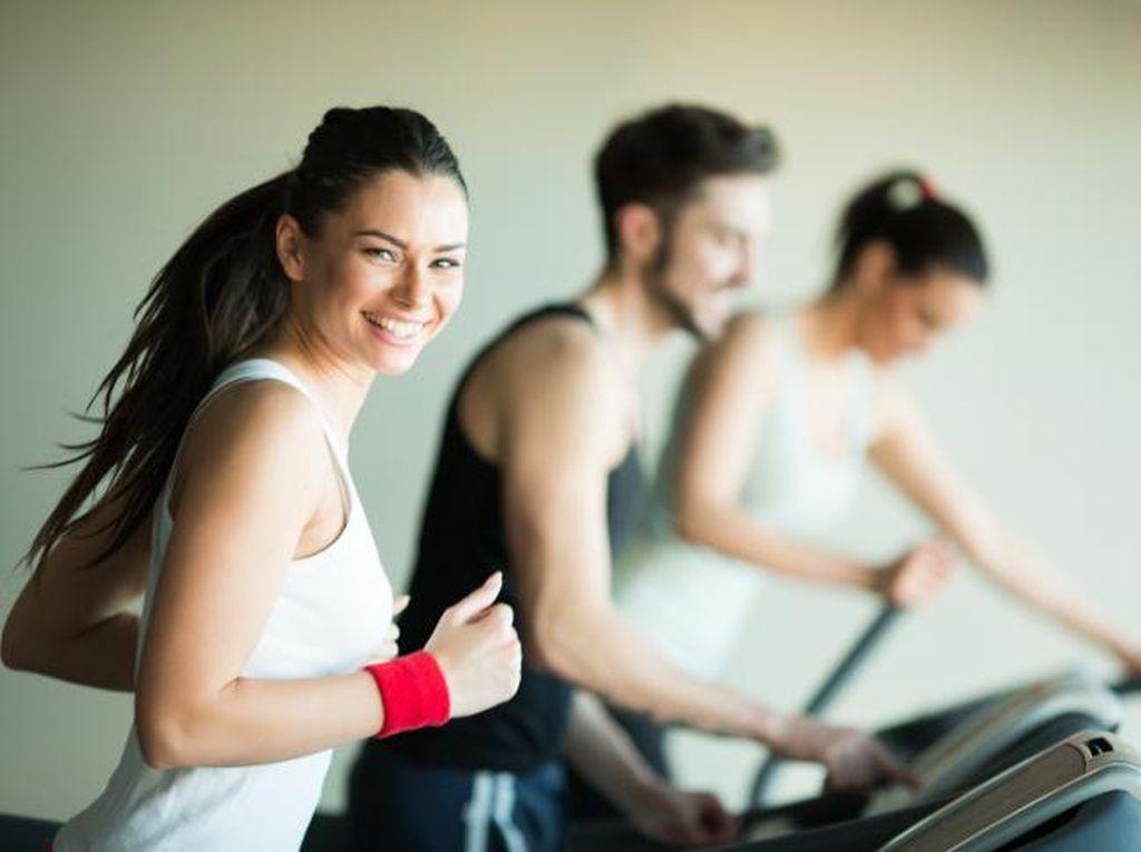 Tidur dan Pakai Baju Merah, 5 Hal yang Penting Dilakukan Sebelum Olahraga