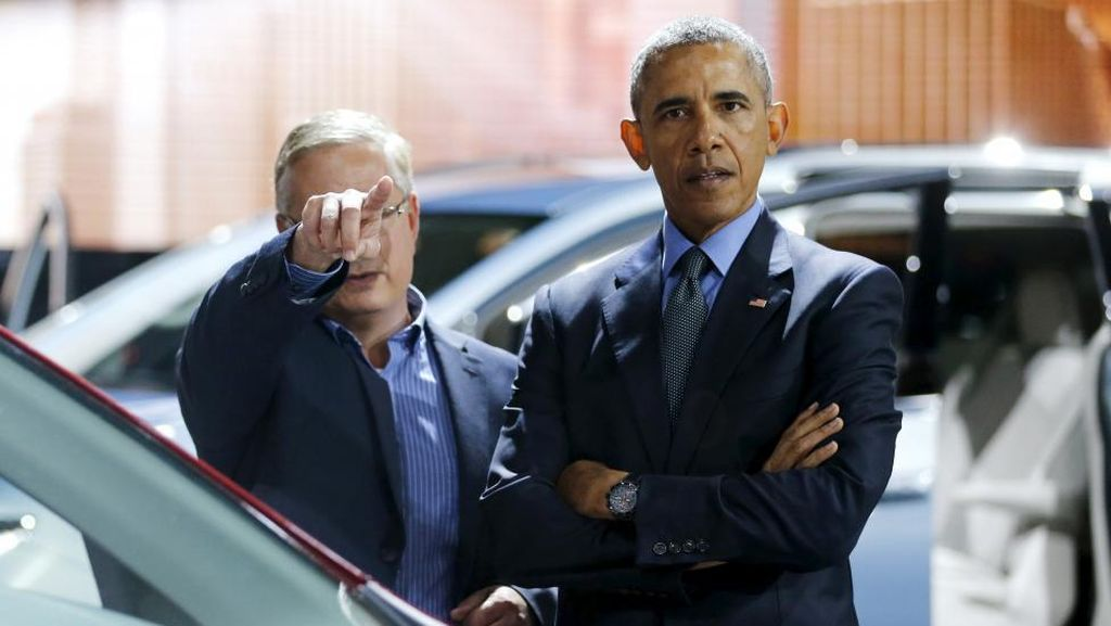 Obama Ajukan Anggaran Militer USD 200 Juta untuk Lawan Milisi Pemberontak di Afrika