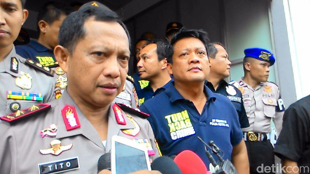 Kapolda Metro Dukung Ahok Tertibkan Kalijodo