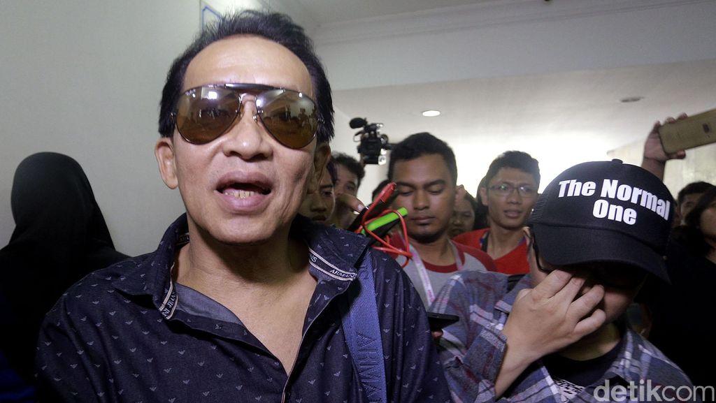 Ayah Mirna: Saat Rekonstruksi Jessica Teriak San Bantuin Gue, Gue Nggak Salah