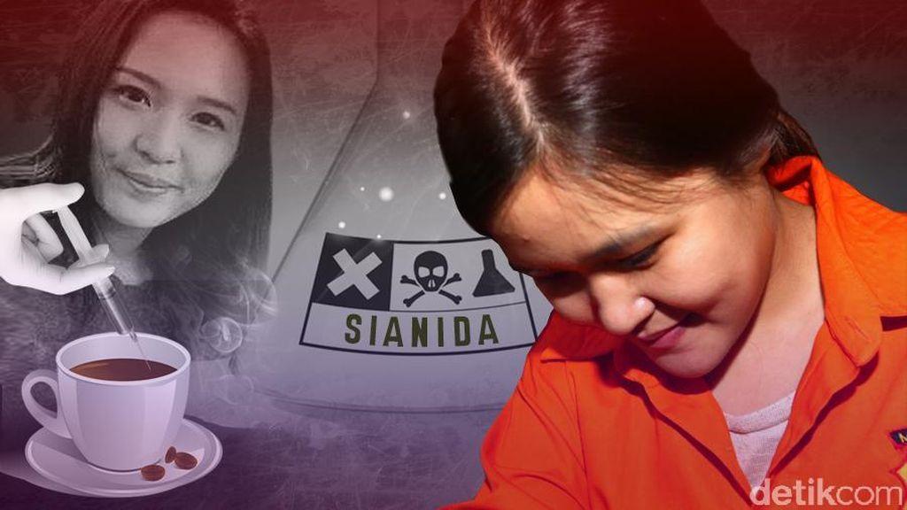 Jejak-jejak Hubungan Jessica dan Mirna yang Terserak di Australia
