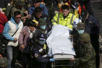 Korban Gempa Taiwan Terus Bertambah