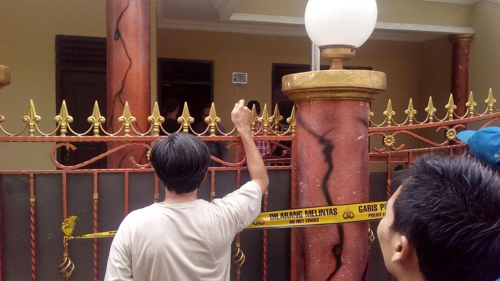 Begeng Iming-imingi Uang Rp 2.000 Supaya Korban Mau Main ke Rumahnya