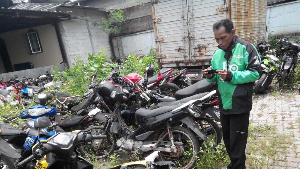 Para Driver Gojek Akan Melayat ke Rumah Zulkahfi Korban Kecelakaan Fortuner