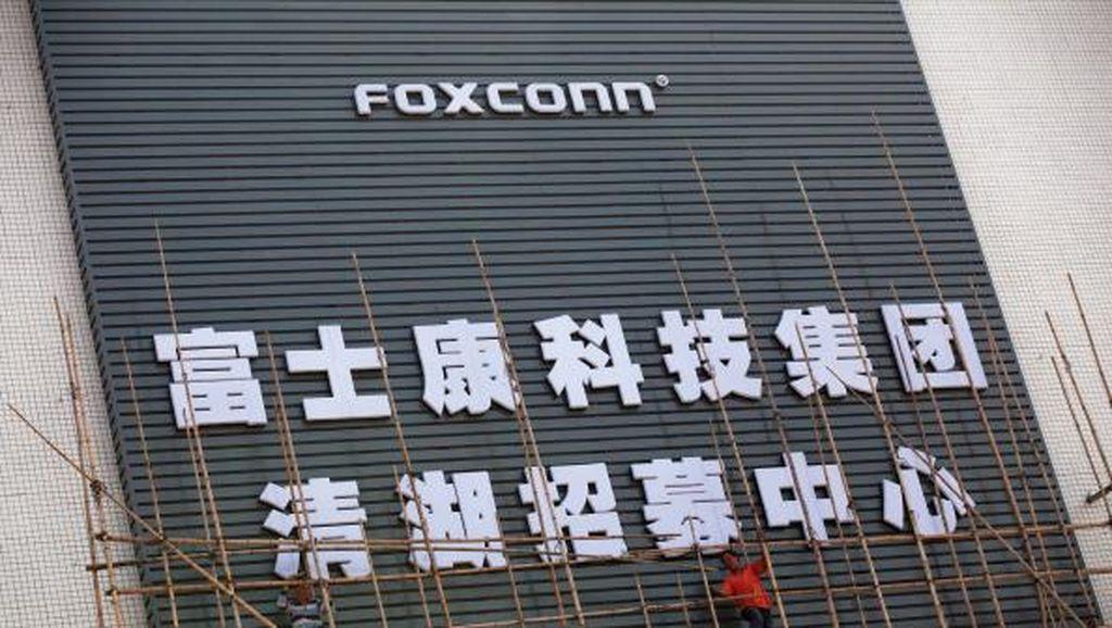 Menerka Nasib Sharp di Tangan Foxconn