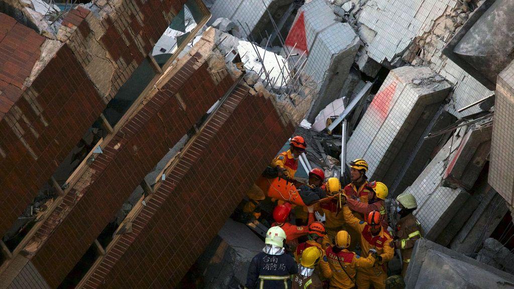Dianggap Lalai Terkait Gempa, Pengembang Properti Ditahan Pengadilan Taiwan