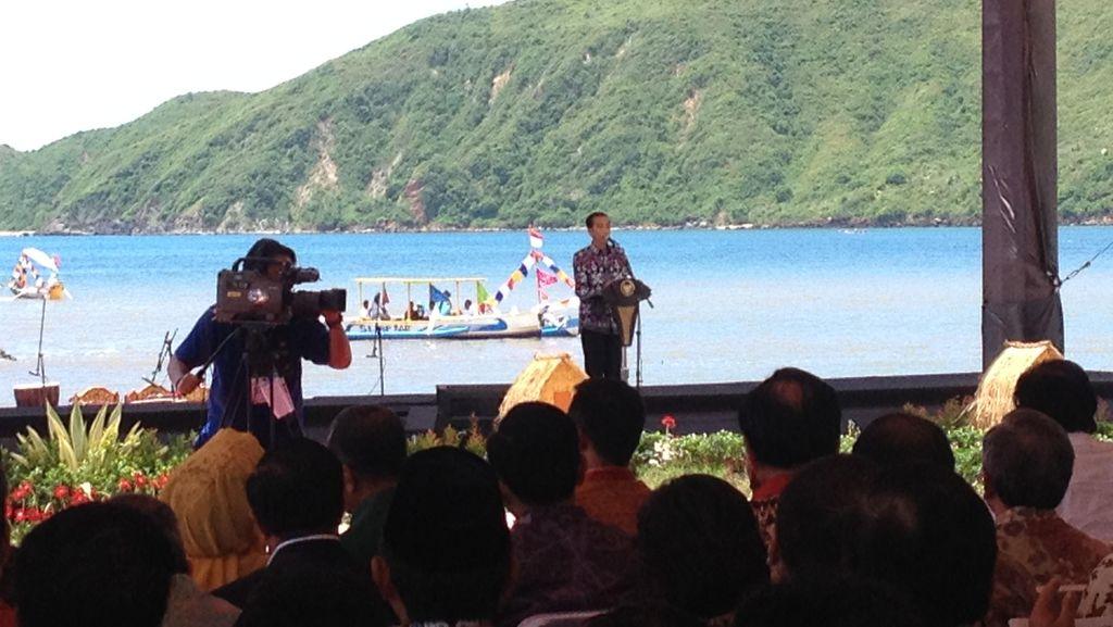 Jokowi: Pers Harus Membangun Optimisme Rakyat, Jangan Bikin Pesimis
