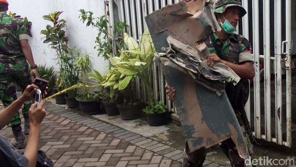 Evakuasi Super Tucano Selesai, Bangkai Pesawat Akan Diangkut dari Lokasi