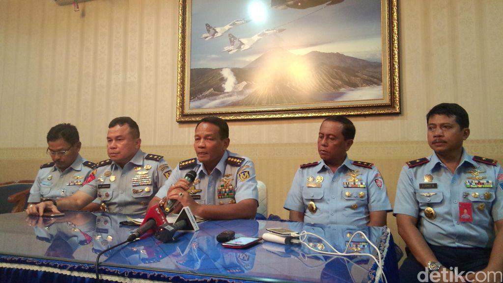 KSAU: 4 Orang Meninggal dalam Peristiwa Jatuhnya Super Tucano di Malang