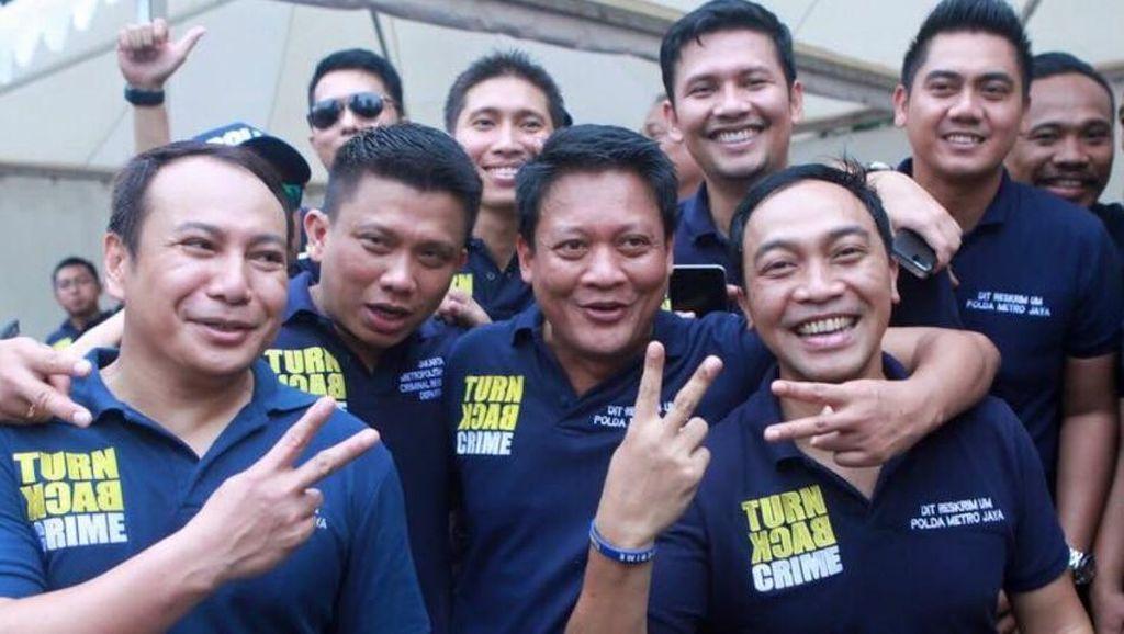 Turn Back Crime, Memerangi Kejahatan di Jakarta