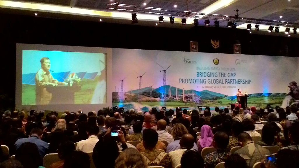 JK: Indonesia Kaya Sumber Energi, Tapi Butuh Teknologinya