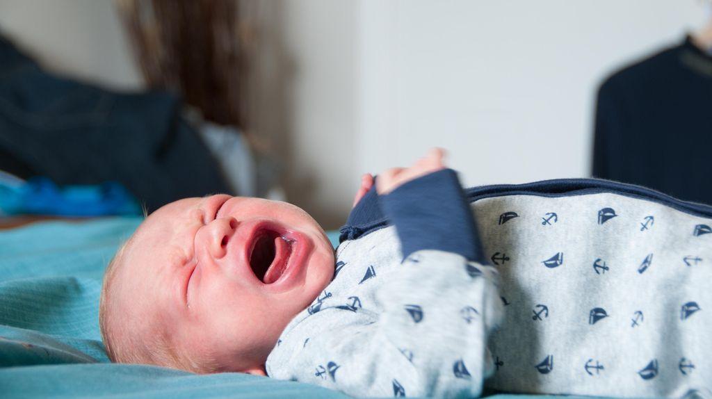 Bikin Ortu Panik, Tubuh Bayi yang Tiba-tiba Membiru Normal atau Tidak?