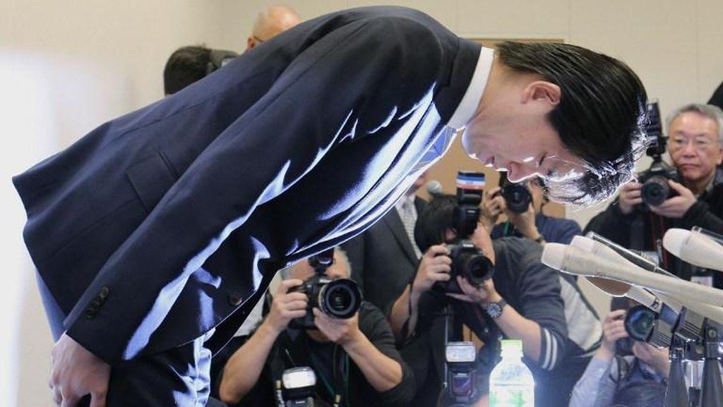 Selingkuh Saat Istri Hamil, Anggota Parlemen Jepang Mengundurkan Diri